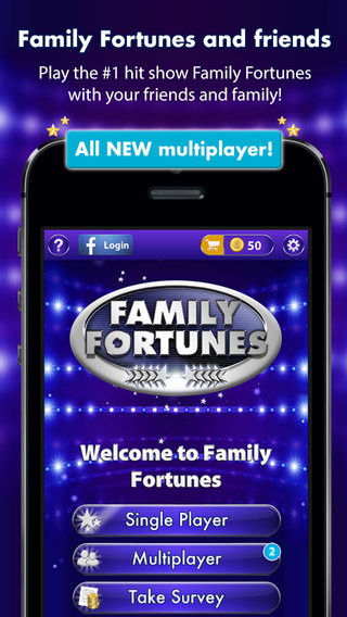 Family Fortunes - Our Survey Said