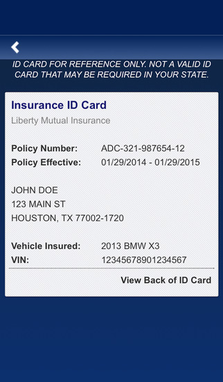 Liberty Mutual Mobile On The App Store On Itunes