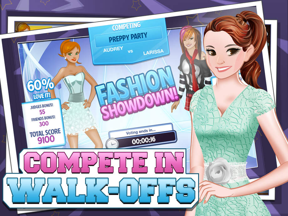 Campus Life™: Fashion Girl - iPhone Mobile Analytics and App Store Data