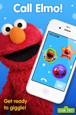 Screenshot 1 Elmo Calls