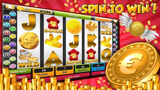 +777 Euro HugeBet FreeSpins Mobile Casino with Vegas Big Prizes Win Play Amok Video Slot Twist