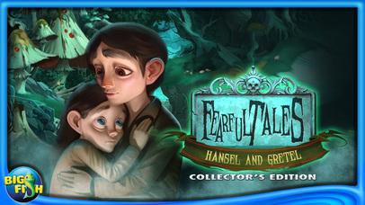 Fearful Tales: Hansel & Gretel - A Hidden Object Fairy Tale-4