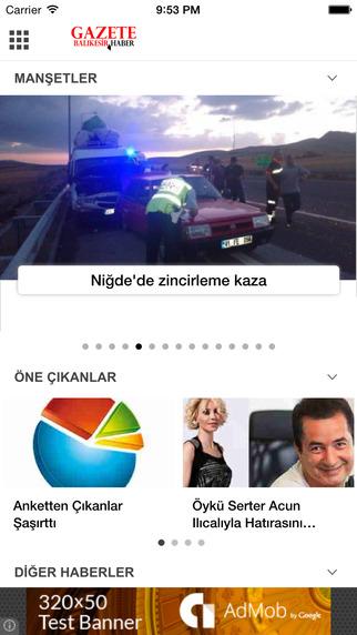 Gazete Balıkesir