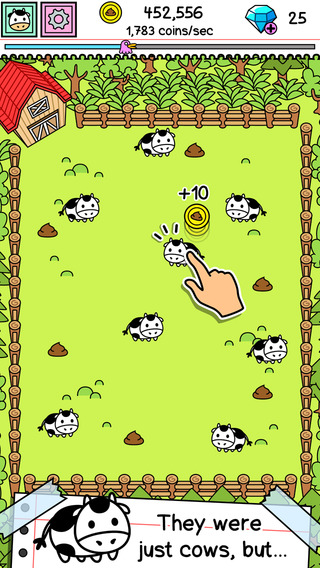 Cow Evolution - Clicker Game of the Mootant Apocowlipse