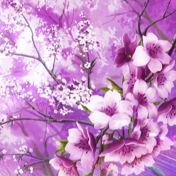 Sakura Wallpapers - Cherry Blossom Flowers LOGO-APP點子