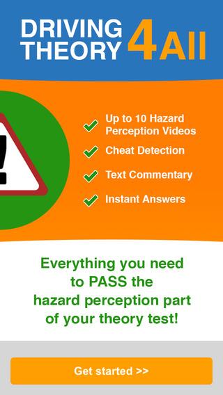 UK Driving Theory Test - Hazard Perception Videos - Vol 4