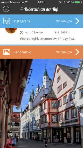 PicAround APP - Pictures Images Videos Around You