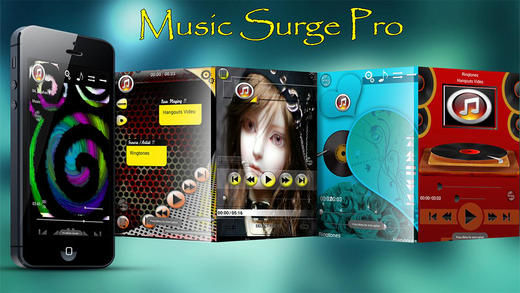 Music Skins For iPod - Music Surge