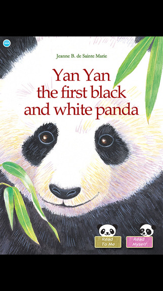 Yan Yan: The First Black and White Panda