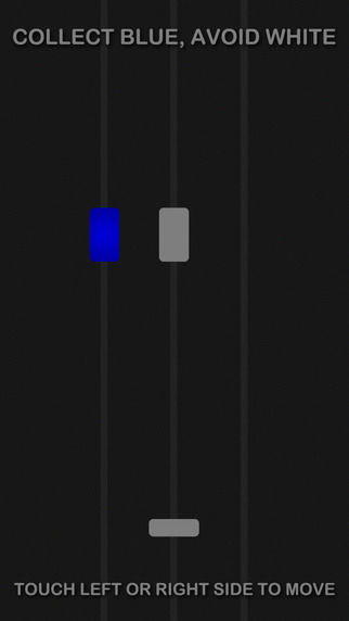 【免費遊戲App】BLUE - A Simple Diversion-APP點子