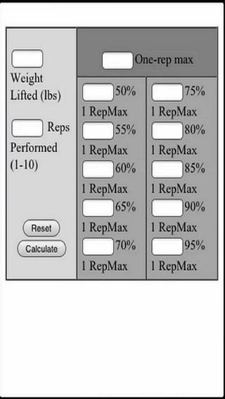Lift Percentages