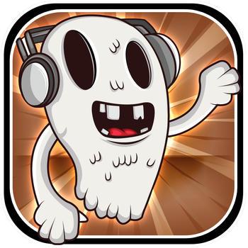Ghost Tracker Dash - Monster Jump Adventure Paid LOGO-APP點子