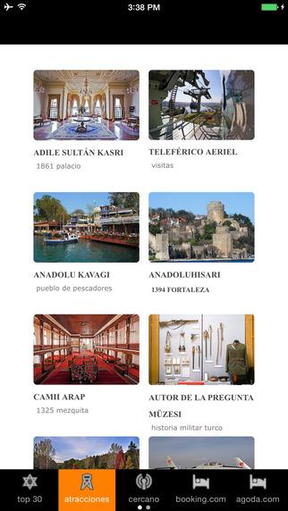 Guía de viaje de Estambul Tristansoft
