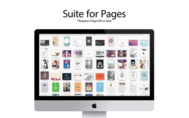 Suite for Pages Screenshot - 1