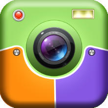 Photo Collage Maker HD - Pic Frame Fx & Wonder Caption for Instagram Free - iOS Store App Ranking and App Store Stats