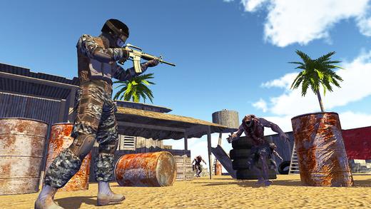 Break Out Zombie Town Survival