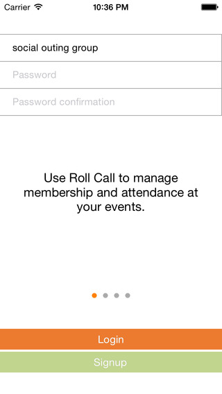 Roll Call and Random Drawing for Your Awesome Event
