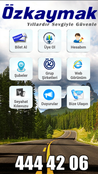 Ozkaymak Mobile