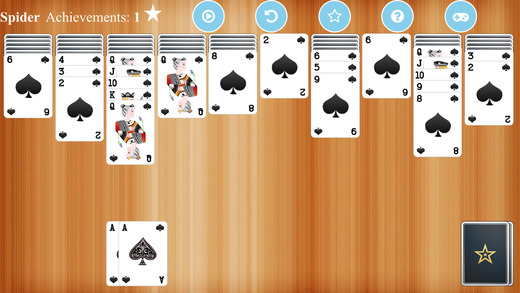 Spider Solitaire Free - For iPhone and iPad