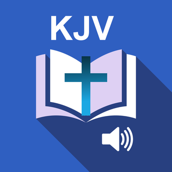 Holy Bible App - KJV Audio and Book LOGO-APP點子