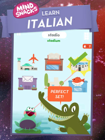 MindSnacks - Learn Spanish, French, Italian, German ...