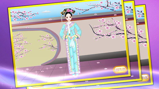 Chinese Princess Dressup 2015 ^00^