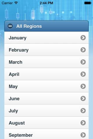 IB Calendar screenshot 4