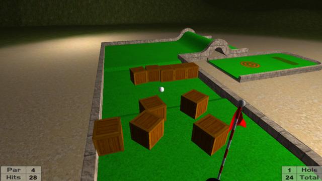 Sweet Mini Golf 3D