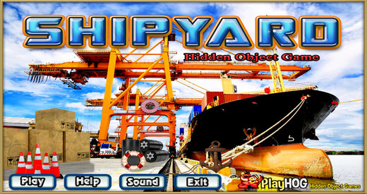 Shipyard - Free Hidden Object Games
