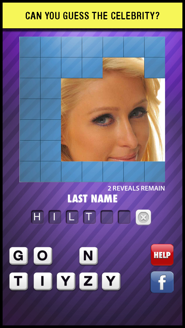 Celebrity Guess Level 28 - Answers King