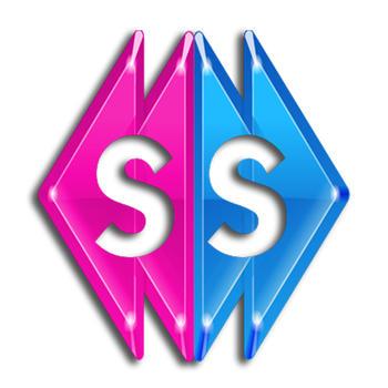 SwapSlider 社交 App LOGO-硬是要APP