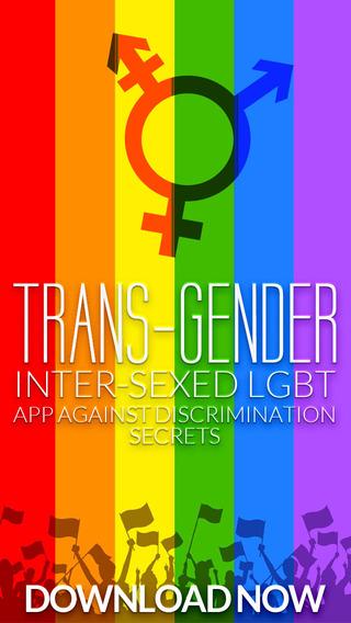 Trans-Gender Inter-Sexed LGBT App Against Discrimination