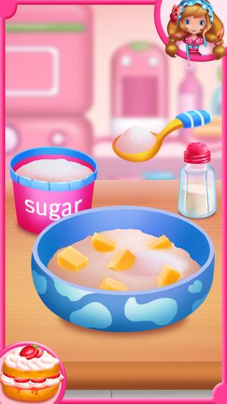 Strawberry Shortcake - Make Cakes
