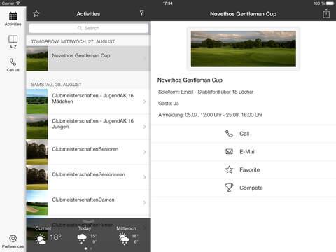 St. Eurach Land- und Golfclub|玩運動App免費|玩APPs