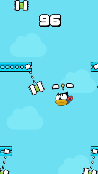 Swing Birds - The New Flappy Space Game