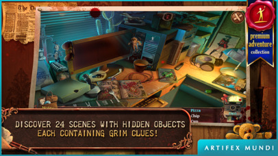 Deadly Puzzles: Toymaker (Full) screenshot 2