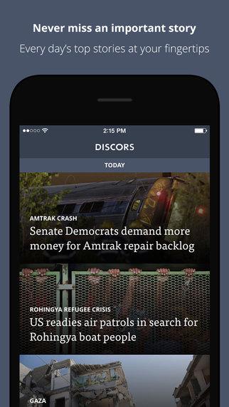 Discors News