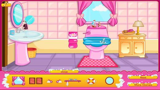 Beauty Clean Toilet