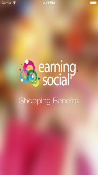 Earning Social Shopping Assistant