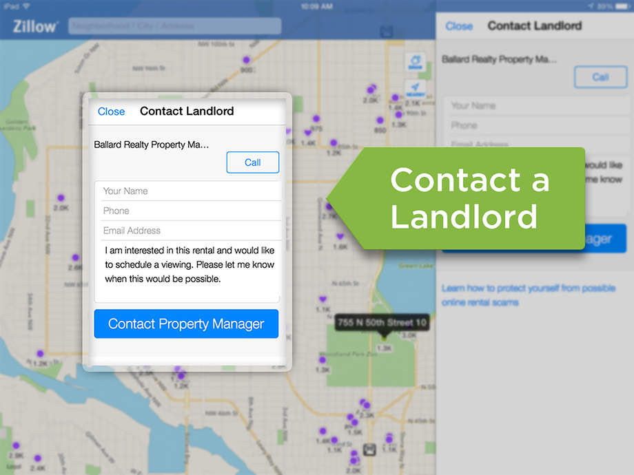 Zillow Rentals – Apartments & Homes for Rent - iPhone Mobile Analytics and App Store Data