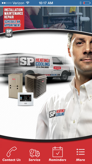 SP Heating Cooling Inc.