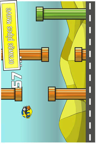 Travel Bird-flappy in the line screenshot 3
