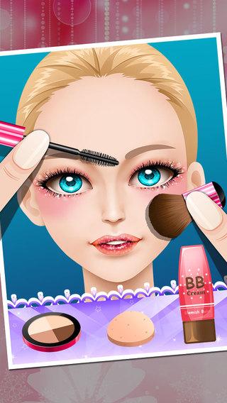 Pretty Princess - Makeup Games