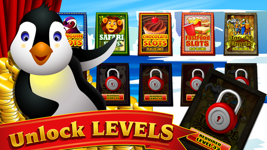 Penguins in Paradise Slot Machine - Play Free Online Slots