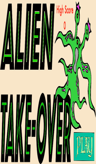 Alien Take-Over