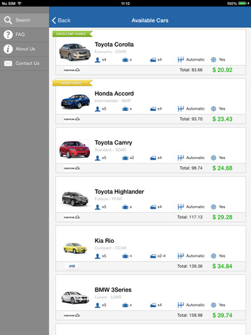 Largest car rental companies in italy 11