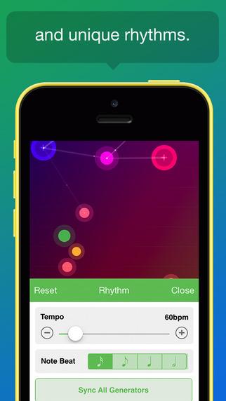 NodeBeat - 音乐节拍制作工具[iOS]丨反斗限免