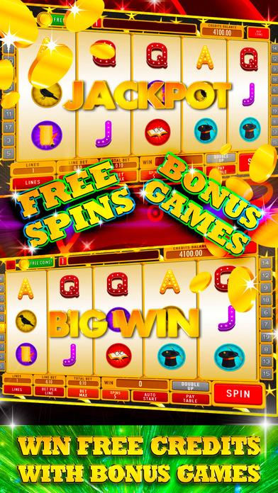 Screenshot 2 злые ведьмы и феи игровые автоматы: выиграть большие призы от книги заклинаний