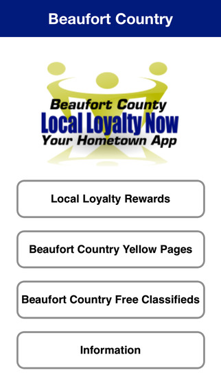 Beaufort Local Loyalty Now