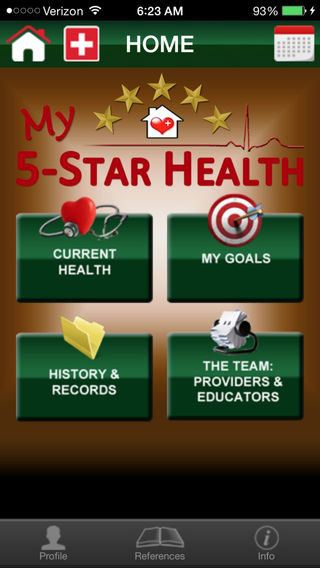 My 5-Star Health